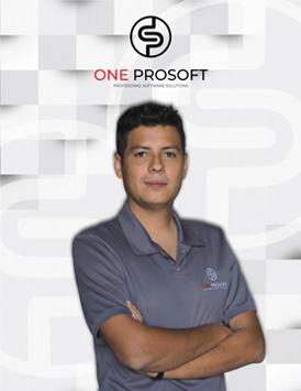Marco Baquera - Desarrollador de Software
