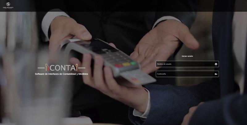 iConta: Sistema de Interfaz de Restaurantes con Contabilidad